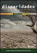 Portada de Disparidades. Revista de Antropología